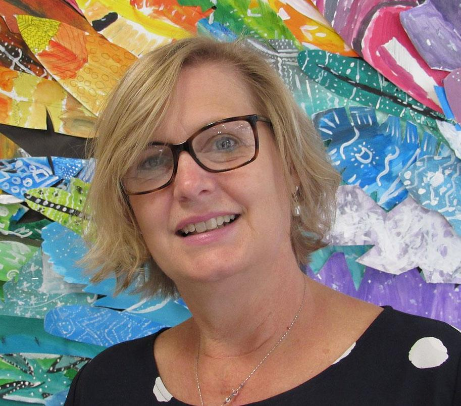 Image for: Mrs. Eddy, Director of Advancement and Enrollment